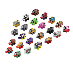 低至$7.76史低价:Thomas & Friends 小火车和轨道玩具特卖