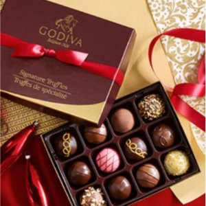 Buy 1, Get 1 50% OffGodiva Veteran's Day Sale