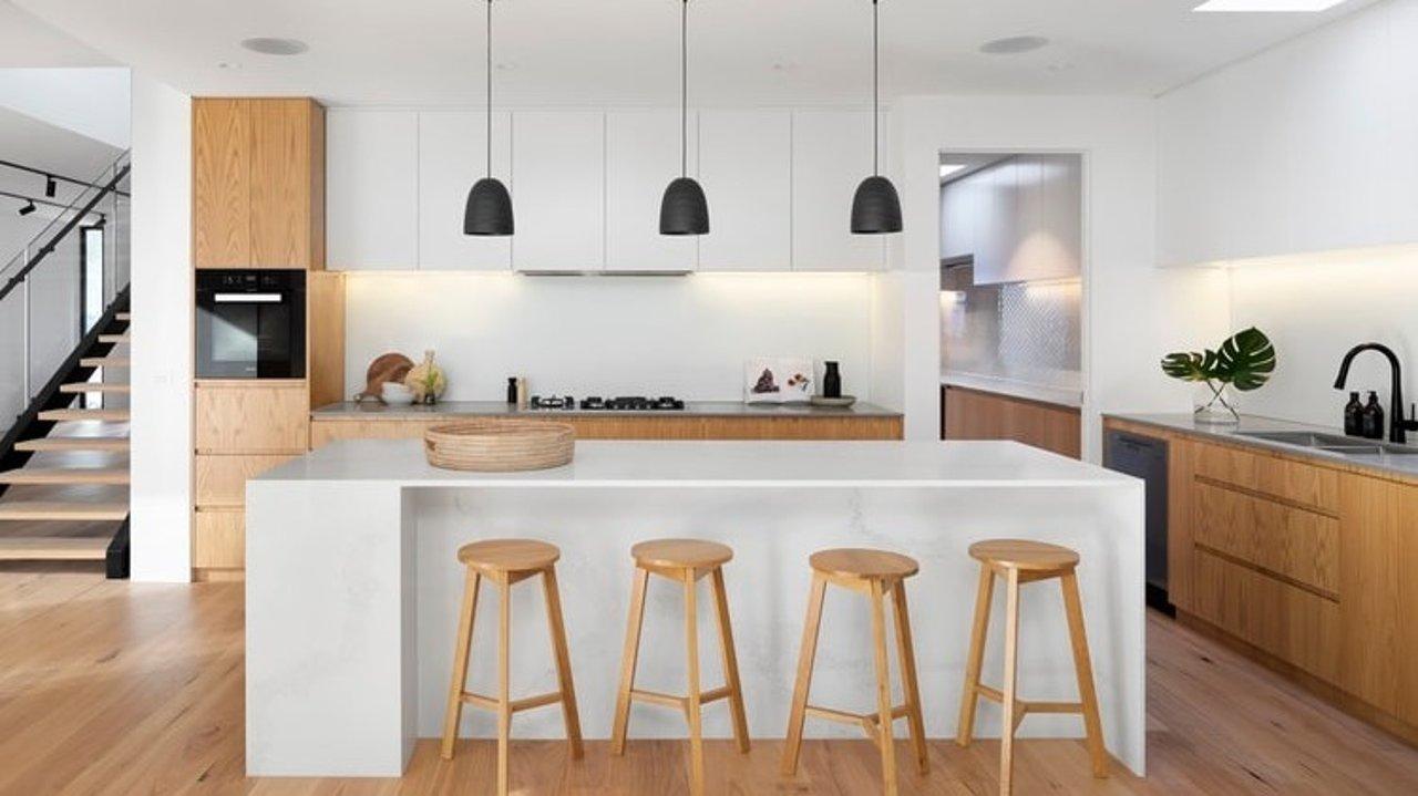 厨房升级改造案例与经验分享 | 橱柜改色、墙面改色、地面重整、收纳升级等!