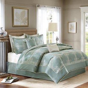 额外7.5折Designer Living 精选高端Madison Park床品套装促销