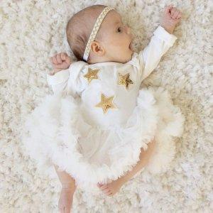 $10 (原价$46)Olivia Rose 精美婴儿裙清仓优惠