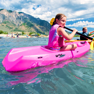 $90(原价$127.37)Lifetime 儿童水上单人划艇 多色可选