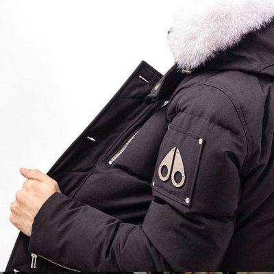 正价8.5折 £206收Logo卫衣Moose Knuckles 胖萌小剪刀 助你平安过冬天