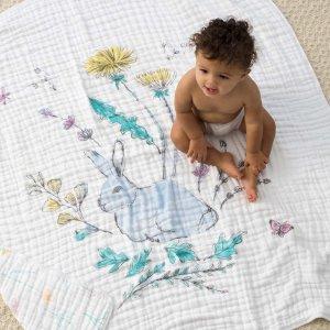 ADEN + ANAIS经典纱布毯
