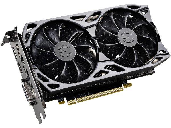 GeForce GTX 1660 Ti SC Ultra Gaming 显卡