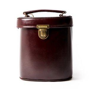 Unique Small Cross Body Vintage Inspired Leather Handbag