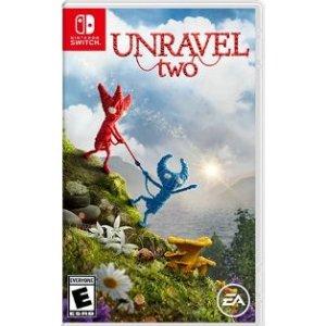 $4.99 (原价$19.99)《Unravel Two》Switch 数字版 双人游戏佳作
