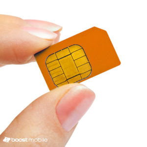 Boost MobileGet 5GB Data + Unlimited Talk & Text for $20 + Free SIM