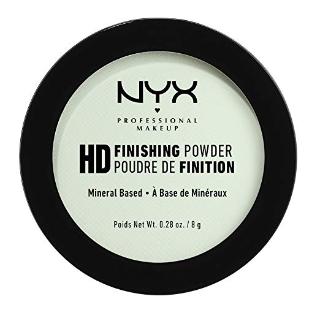 $3(原价$10)NYX HD定妆粉饼热卖 哑光控油一级棒