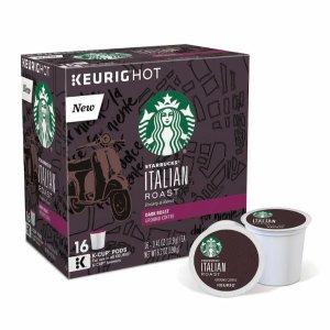 现价$8.99(原价$14.99)黑五开抢:K-Cup 咖啡、热巧克力胶囊促销热卖 16-18颗装