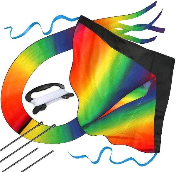 大号彩虹风筝
