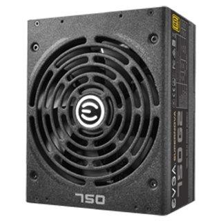 $44.99 (原价$74.99)EVGA SuperNOVA 750 G2 750W 金牌全模组电源 官翻