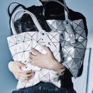 7.5折 手拿包$176三宅一生几何包热卖 时尚又俏皮,经典色、金属色都有