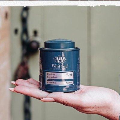 独家8.5折 £5.9收爱丽丝限定款茶叶Whittard官网 正宗英式茶独家大促 热门产品都参加