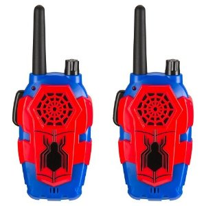 7e03aed542a BOGO 50% OffSpider-Man Homecoming Long Range Walkie Talkies
