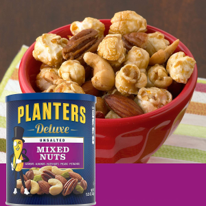 $7.93Planters Deluxe Unsalted Mixed Nuts 15.25 oz