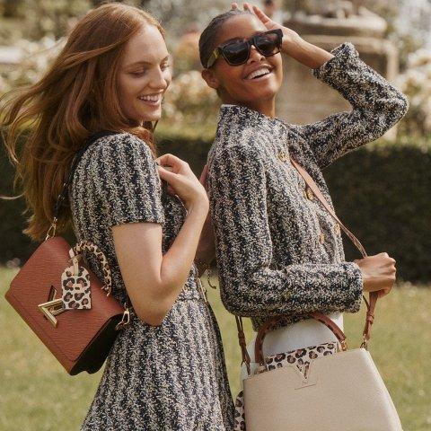 婴儿蓝手镯$700+上新:Louis Vuitton 大量上新 收Onthego托特、24s独家特供版