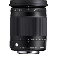 Sigma 18-300mm f/3.5-6.3  佳能口 一镜走天下 送64GB SD卡