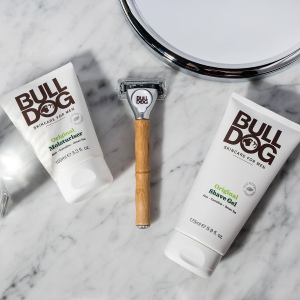 Up to $1111.11 Exclusive: Bulldog Skincare Shave Kit for Men Sale
