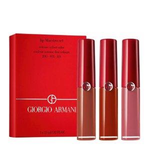 Armani红管唇釉套装