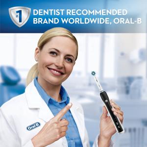 $49.96(原价$84.99)逆天价:Oral-B 专业护理 1000系列亮白充电式电动牙刷