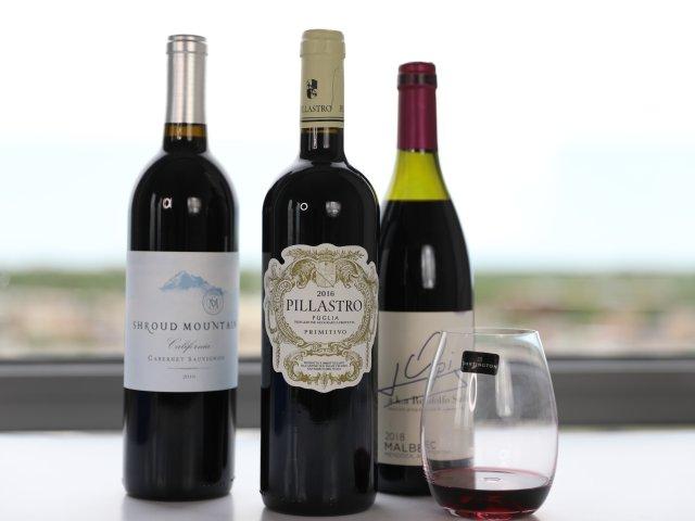 Wine Tasting | 葡萄...