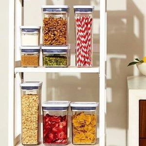 Macy's 海量家居厨卫用品限时大促 OXO 储藏罐3件$19