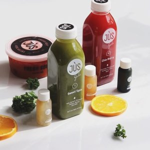 $66 FSJus by Julie 2 Day Cleanse and Snacks on Sale