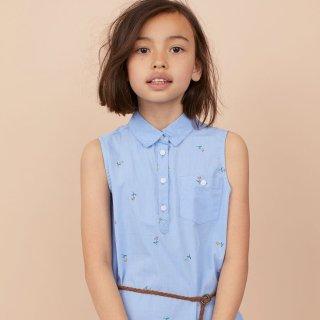 低至$2.54折扣升级:H&M 儿童服饰、鞋履等大促 白菜价美衣上新啦