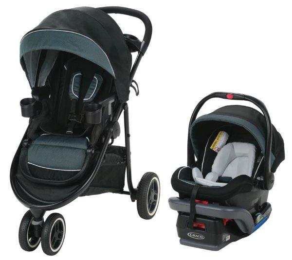 Modes 3 Lite XT 童车旅行套装