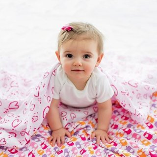 30% Off+Extra 15% OffZutano Kids Muslin Swaddles & Blanket Sale