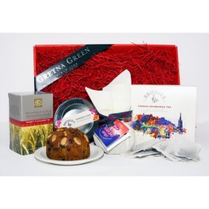 Gretna Greenaround $60.58 after discountTea and Cake Hamper Gift Box