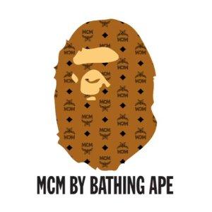 MCM × BAPE 联名2019秋冬款即将开售