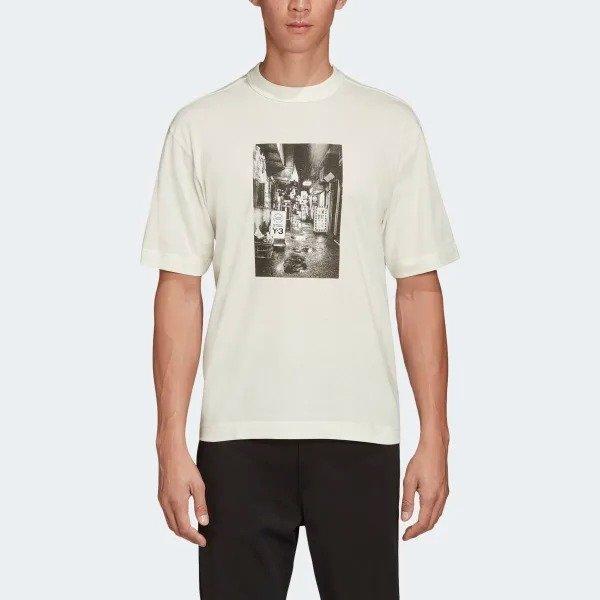 Y-3 Alleyway 男士T恤