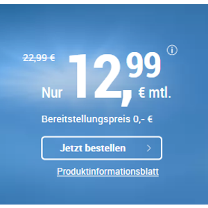 送2GB流量 代号入网送10欧11点截止 包月电话/短信+12GB上网+欧盟漫游 月租仅€12.99