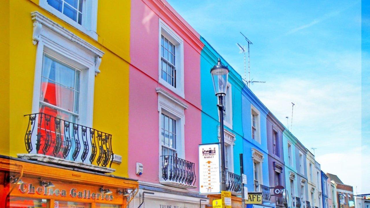 伦敦诺丁山集市Notting Hill | 逛诺丁山集市必打卡的6件事你都知道吗?