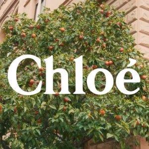 低至3.9折+满额免邮免关税Chloe 收大表姐刘雯 王珞丹同款靴子  $263收经典花瓣高跟鞋