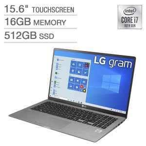 $1249.99 包邮LG gram 15.6