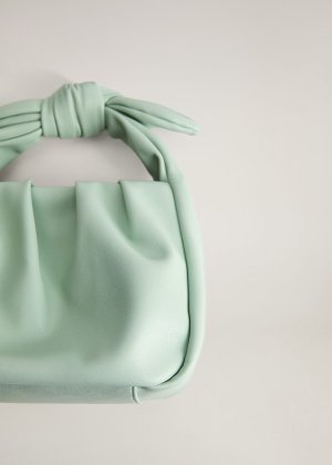 Small knot bag -  Women | Mango USA