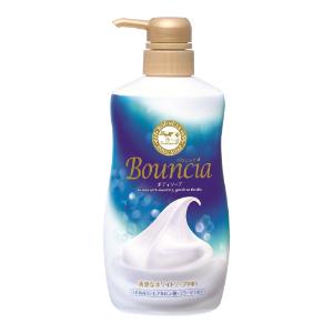 日本COW牛乳石鹼共进社 Bouncia浓密泡沫沐浴乳 550ml COSME大赏第一位