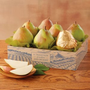 $22.99 Harry & David Royal Verano Pears