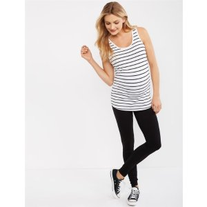 98509467344d6 MotherhoodBuy One, Get One up to $5Essential Stretch Secret Fit Belly  Ruched Maternity Leggings