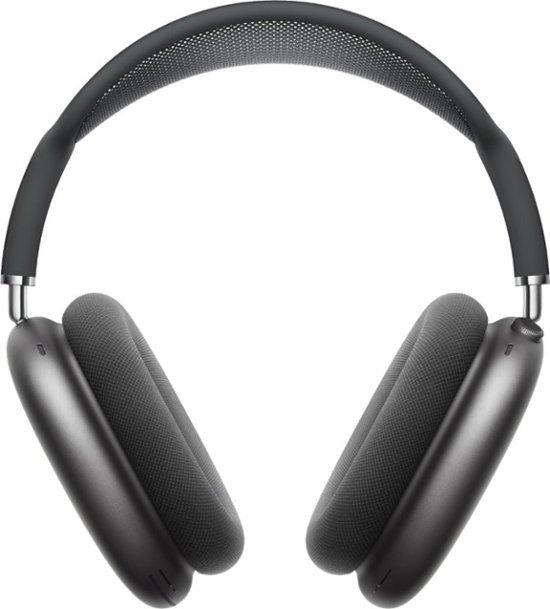 AirPods Max 包耳式耳机, H1芯片+降噪+20h续航