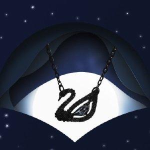 7.5折 €59.45收黑天鹅Swarovski 施华洛世奇 时尚首饰 德亚专区 项链 手链 耳饰等均有折扣款