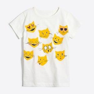 50% OffSelect Girl's Shirt Sale @ J.Crew Factory