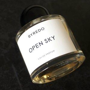 8.5折!€28收无人区玫瑰护手霜Byredo 全线香氛热促 新款Open Sky香水上市 Mixed Emotions有货
