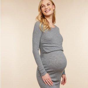 低至6折+满百减$20最后一天:Motherhood  精选热销款孕妇装、内衣热卖
