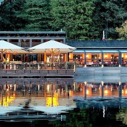 博登湖边餐厅 2人份