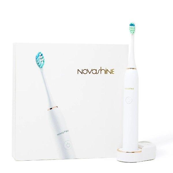 新品超声波美白电动牙刷套装