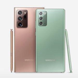 还有更多预购福利最后一天:Verizon 买Galaxy Note 20/Ultra 20 5G 立省高达$550